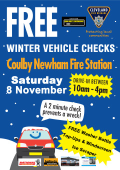 Coulby winter check poster 2014