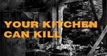 Your Kitchen Can Kill