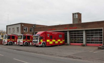 Stranton Fire Station