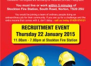 Retained recriuitment open day poster jan 2014.indd