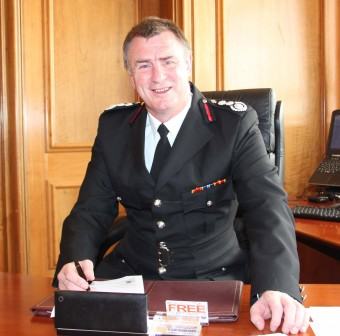 Ian Hayton, Chief Fire Officer