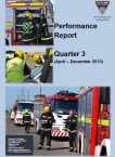 Organisational Performance Report April-December 2013/14