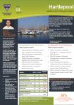 Hartlepool Performance Leaflet