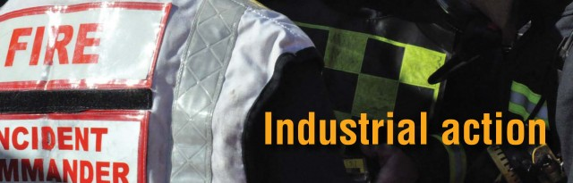 Industrial action website banner.indd