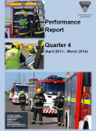 Organisational Performance Report April 2015 - September 2015 - Quarter 2 (PDF)