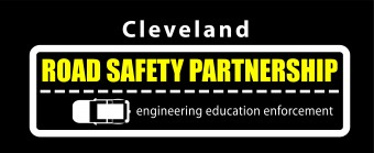 Clevland Road Safety Partnership Logo