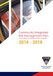 Community Integrated Risk Management Plan 2014-2018 (including full details of Risk Analysis)