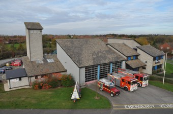 Coulby Fire Station
