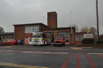 Guisborough Fire Station