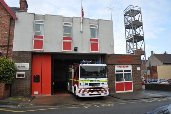 Saltburn Fire Station
