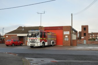 Loftus Fire Station