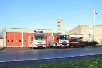 Thornaby Fire Station
