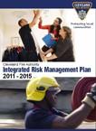 Integrated Risk Management Plan 2011-2015 (PDF)
