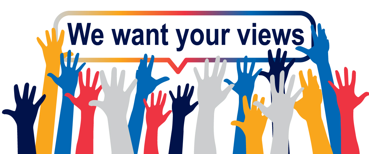 We want you views