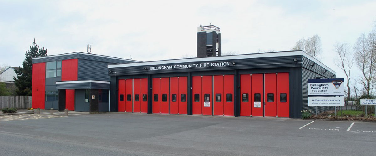 Billingham Community Fire Station
