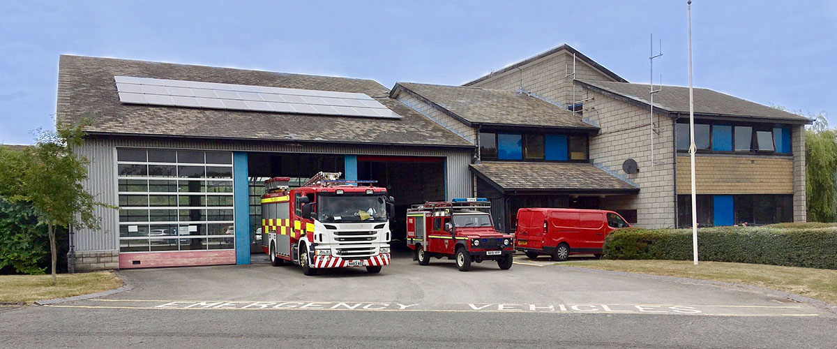 Coulby Newham Fire Station