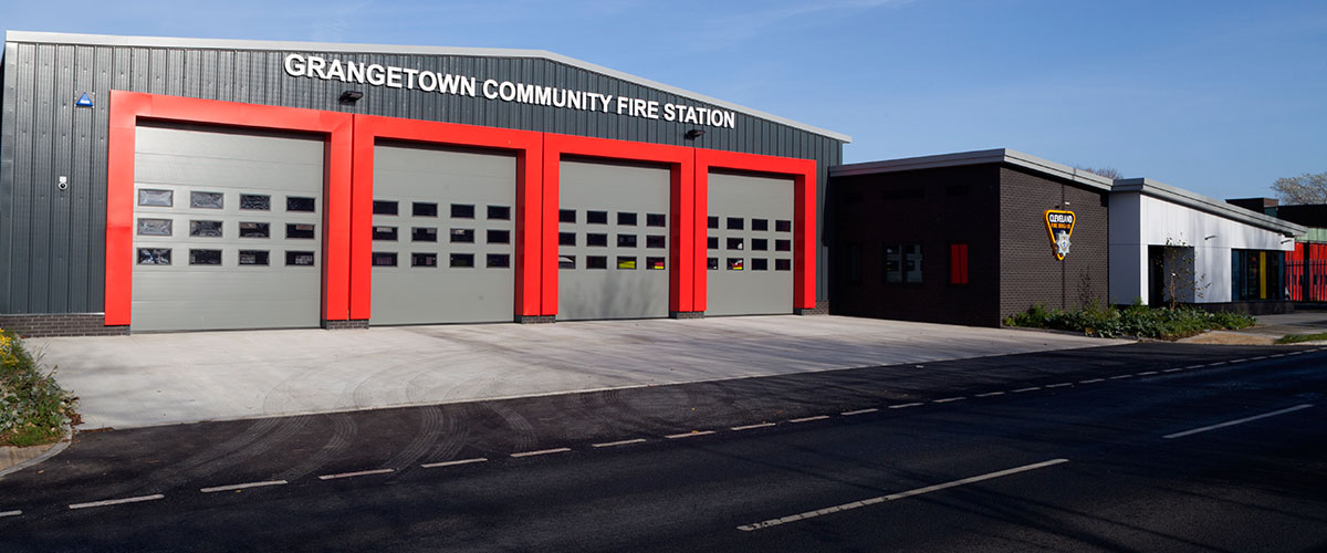 Grangetown Community Fire Station