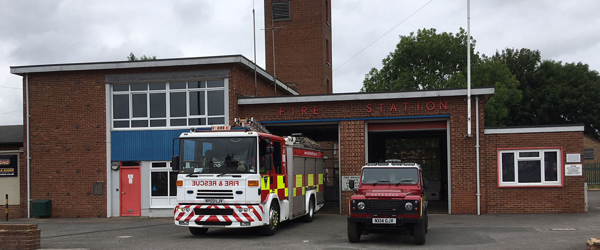 Guisborough Fire Station