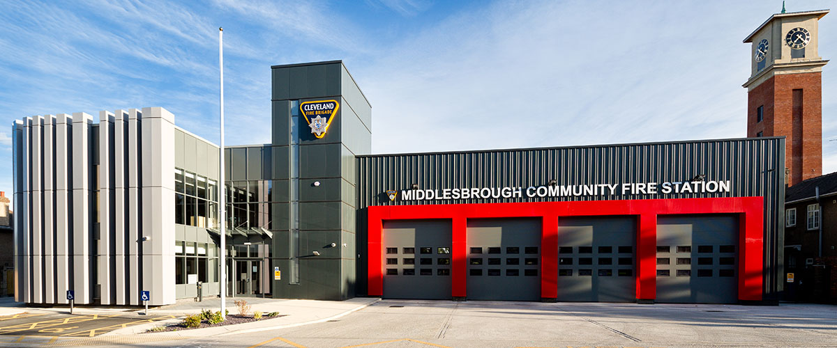 Middlesbrough Community Fire Station