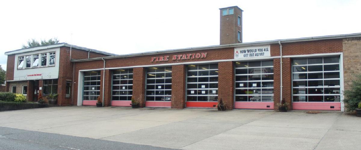 Stockton Fire Station