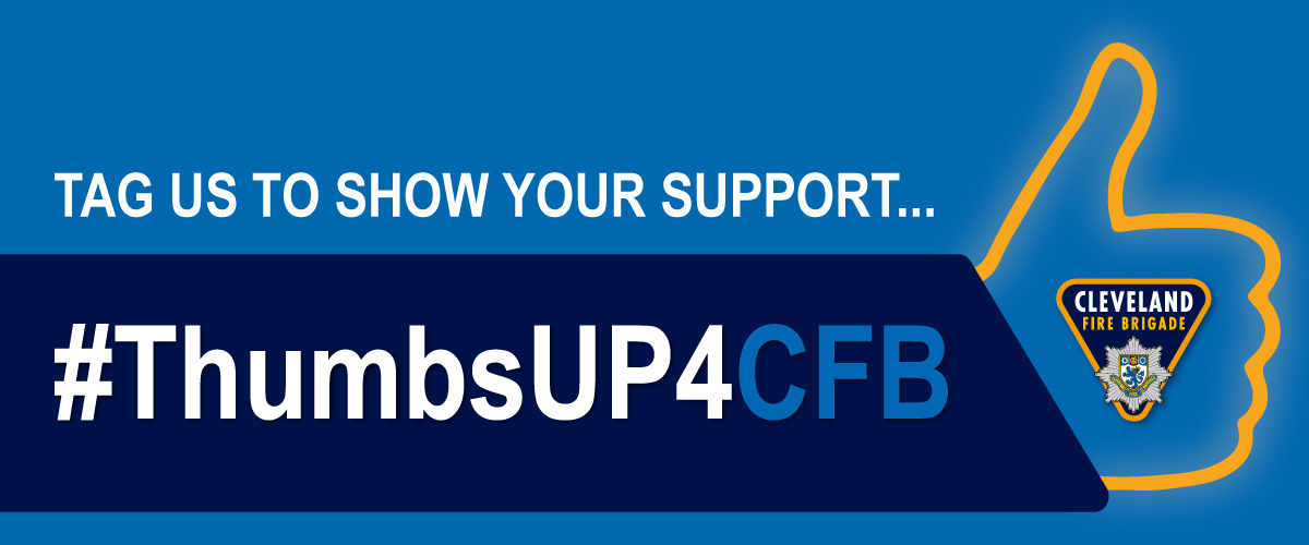 tag us to show your support....#ThumbsUP4CFB