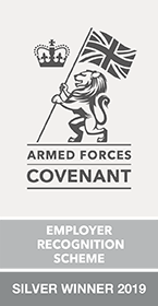 Armed Forces Covenant - Silver Winner 2019