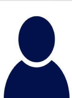navy blue avatar