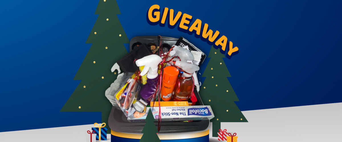 festive home safety giveaway