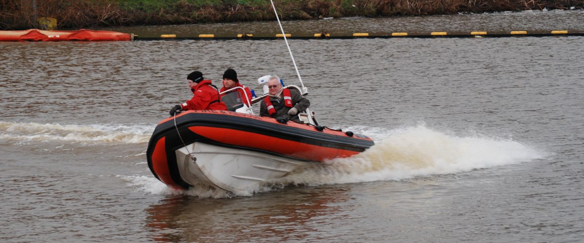 water rescue boat